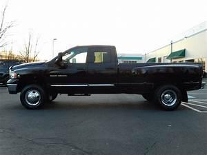 2004 Dodge Ram 3500 Laramie 4x4    5 9l Cummins Diesel    6