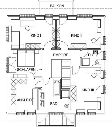 Mediterrane Stadtvilla über 200 Qm Grundriss Bauen In