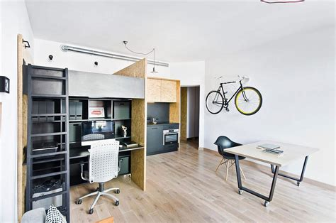 Small Apartment : Kid-friendly Multifunctional Design Studio And Apartment