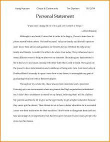 Billing Sheet Template 8 Sle Of Personal Statement For Statement 2017