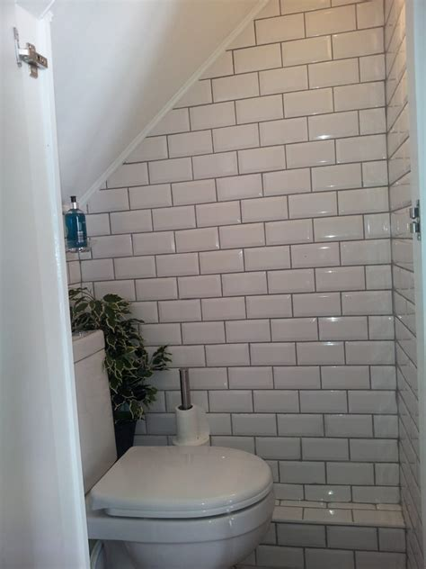 understairs toilet idea understairs toilet subway