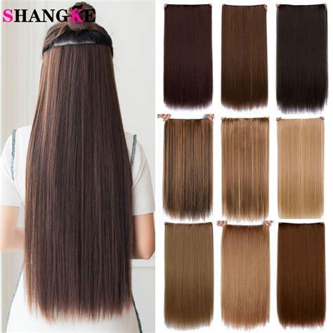 Buy Shangke Hair 24 Long Straight Women