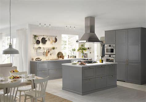 cuisine ikea grise cuisine ikea nos modèles de cuisines préférés