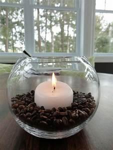 les 25 meilleures idees de la categorie bougie de grains With maison a faire soi meme 2 le vase boule petit objet avec de grandes idees