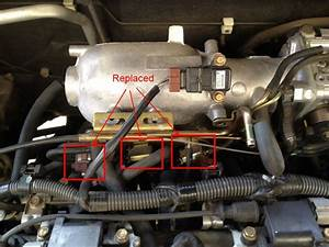 2004 Mitsubishi Galant Egr Valve Location  Wiring Diagram