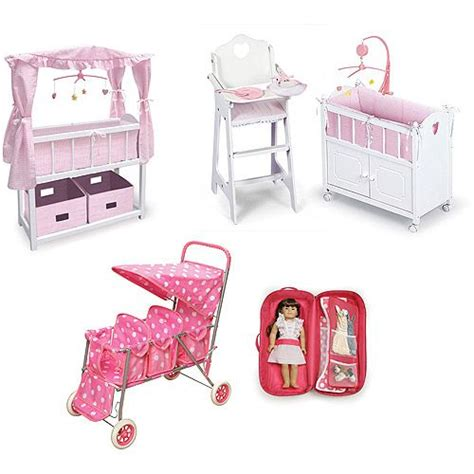 Baby Doll Beds Walmart by Walmart Dolls Badger Basket Baby Doll Accessory Value