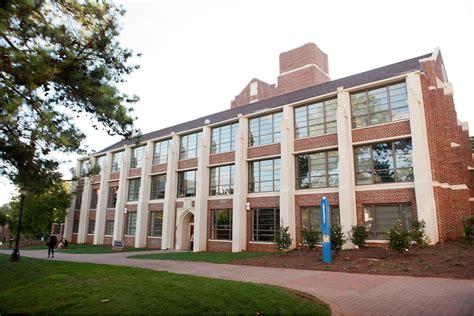 agnes scott college campbell hall