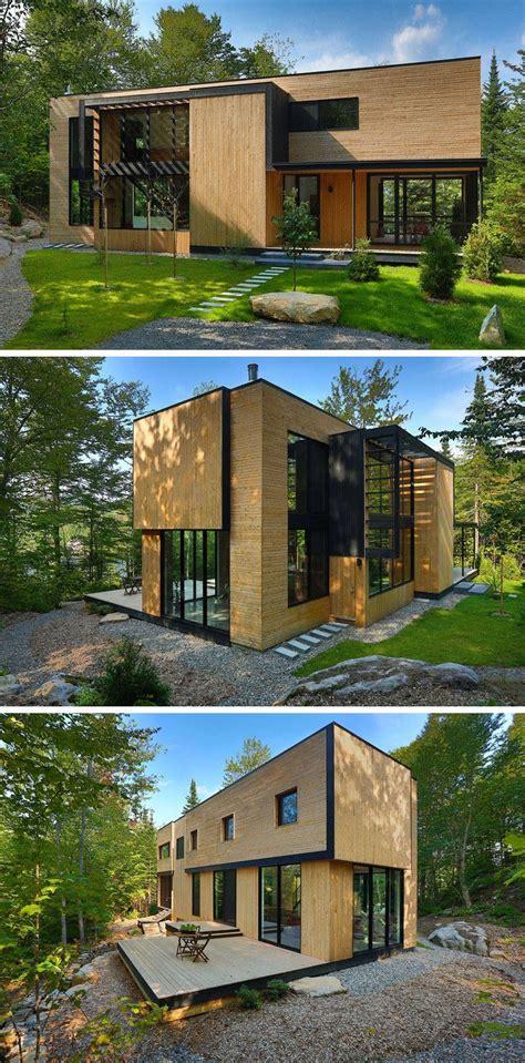 Moderne Häuser Im Wald by 18 Moderne H 228 User Im Wald Home Deko