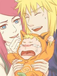 Minato x Kushina - Naruto Fan Art (31167492) - Fanpop