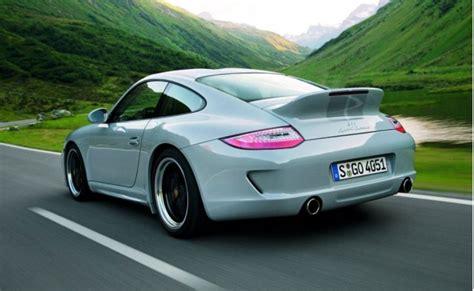 Porsche Announces Research Into Electric Sports Car