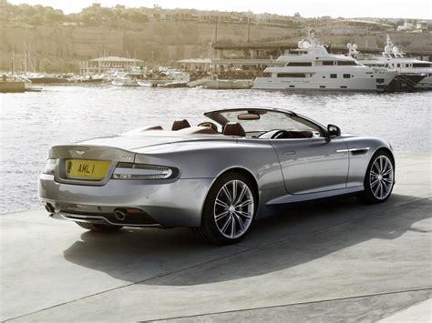 Aston Martin Db9 Volante Uk-spec '2012–pr