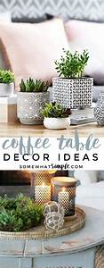5, Styling, Tips, And, Coffee, Table, Decor, Ideas