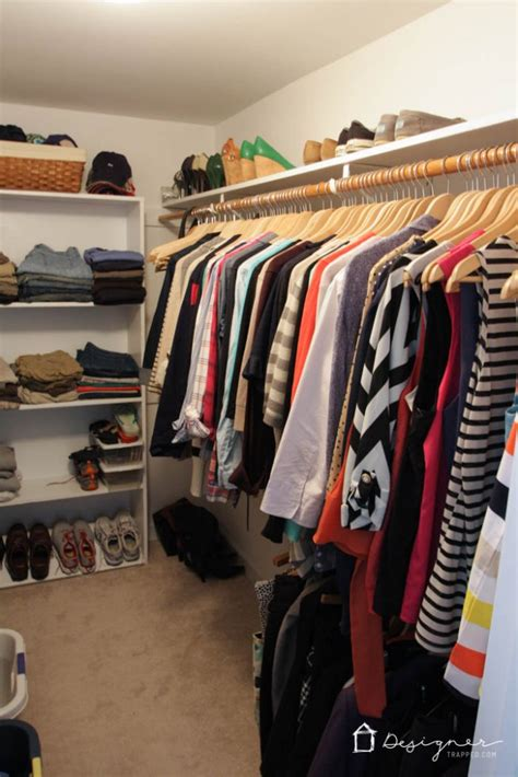 How To Organize Your Closet by How To Organize Your Closet In 2 Hours Or Less