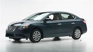 Nissan Sentra Earns Top Safety Pick