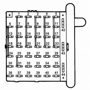 1996 E150 Fuse Panel Diagram 26058 Netsonda Es