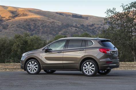 2017 buick envision reviews and rating motor trend