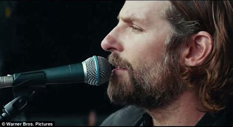 Bradley Cooper Makes Debut In First Trailer For A Star Is Born  Daily Mail Online