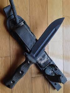 Busse Combat Knives