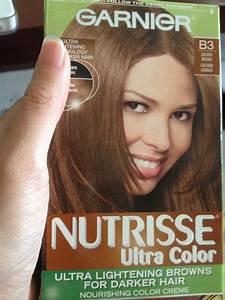 Garnier Nutrisse Dark Brown Hair Color Reviews Hair
