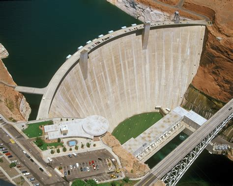 bureau association glen dam uc region bureau of reclamation