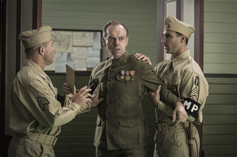 Steadfast in their belief that war requires a man to kill (influence character throughline of fixed attitude*), the collective influence characters of pvt. Rear Guard Action: Don't go watching Hacksaw Ridge