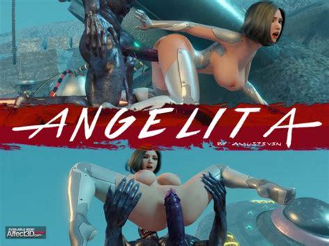 Battle Angel Alita Porn Comics Ics For Every