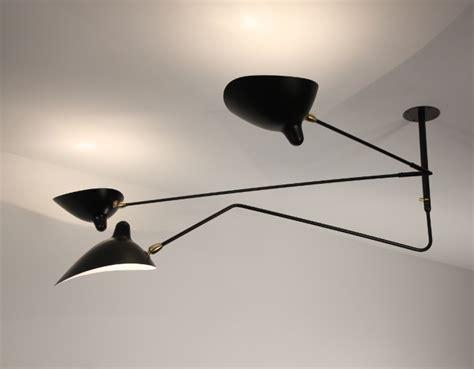 leroy merlin luminaire de cuisine histoire de design les luminaires de serge mouille
