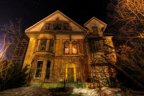 Best Halloween Attractions In Nj marketing secrets behind the world s scariest haunted