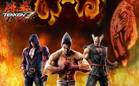 HD Wallpapers : Tekken 7 Hd Wallpapers