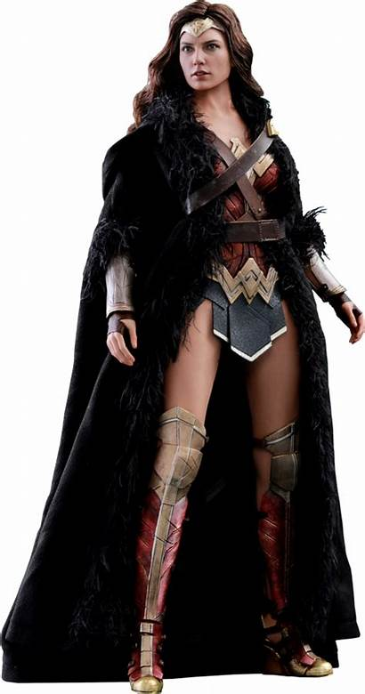 Wonder Woman Dc Deluxe Toys Justice Version