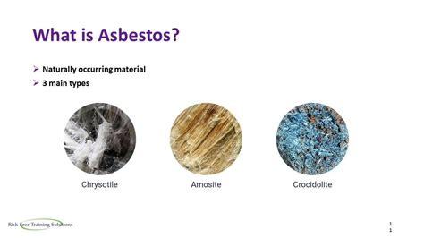 asbestos awareness training video youtube