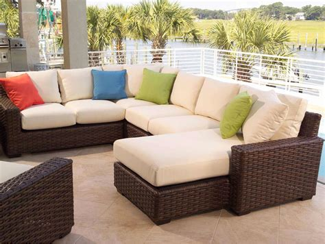 lloyd flanders contempo build your own sectional sofa arm