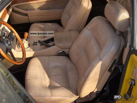 how do i learn about cars 1987 maserati biturbo on board diagnostic system 1987 maserati i spyder car photo and specs