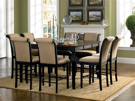dining room sets coaster furniture 101828 101829 cabrillo dining table