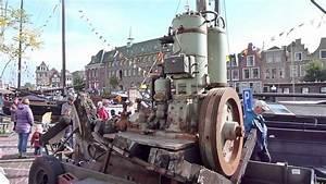 Old Diesel Engine