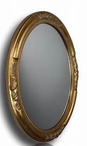 Großer Spiegel Ohne Rahmen : ovaler wandspiegel perfect oval barock groer excellent ~ Michelbontemps.com Haus und Dekorationen
