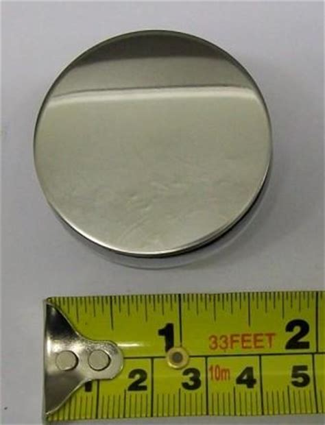 mcalpine stainless steel tap hole stopper plumbers mate