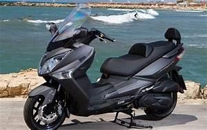 2016 Sym Gts Evo 125cc Scooter Rental In Lisbon Airport