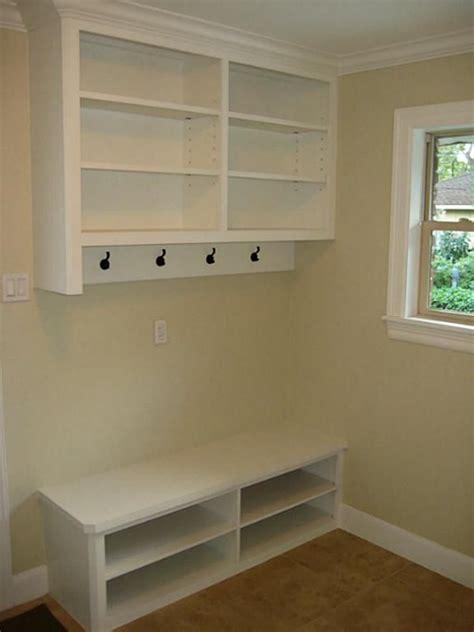 corner mudroom bench mud room in corner of laundry room white wood bench 2616