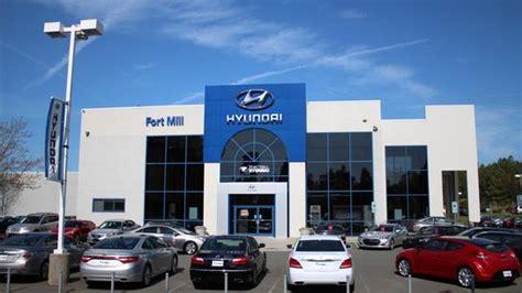 Fort Mill Hyundai by Fort Mill Hyundai Fort Mill Sc 29708 Car Dealership