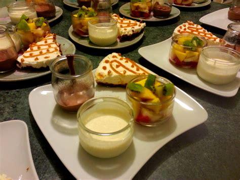 farandole de desserts mes petites recettes fr