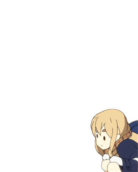 anime gif transparent gif images
