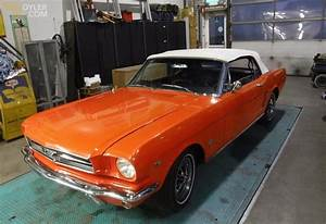 Classic 1965 Ford Mustang Convertible for Sale | Dyler