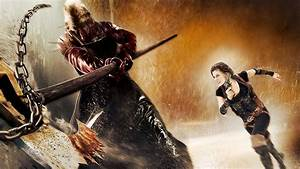 Resident Evil: Afterlife, Alice and Axeman (Executioner ...