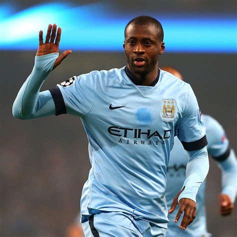 Man City: Yaya Toure left out of Champions League squad ...