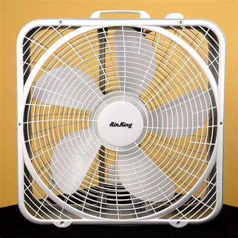 best air fans air king 9723 20 inch portable electric box fan