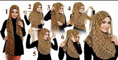 latest   hijab style step  step tutorials