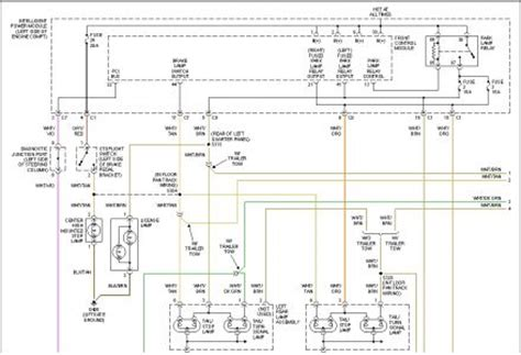 chrysler town  country wiring