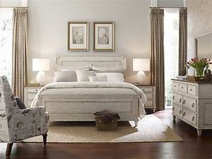 American drew southbury panel bed bedroom set ad513304rset1 for Bedroom furniture sets made in america
