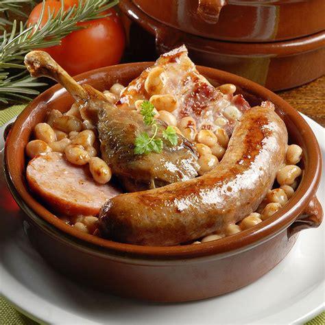 recette cuisine traditionnelle recette le cassoulet traditionnel de castelnaudary